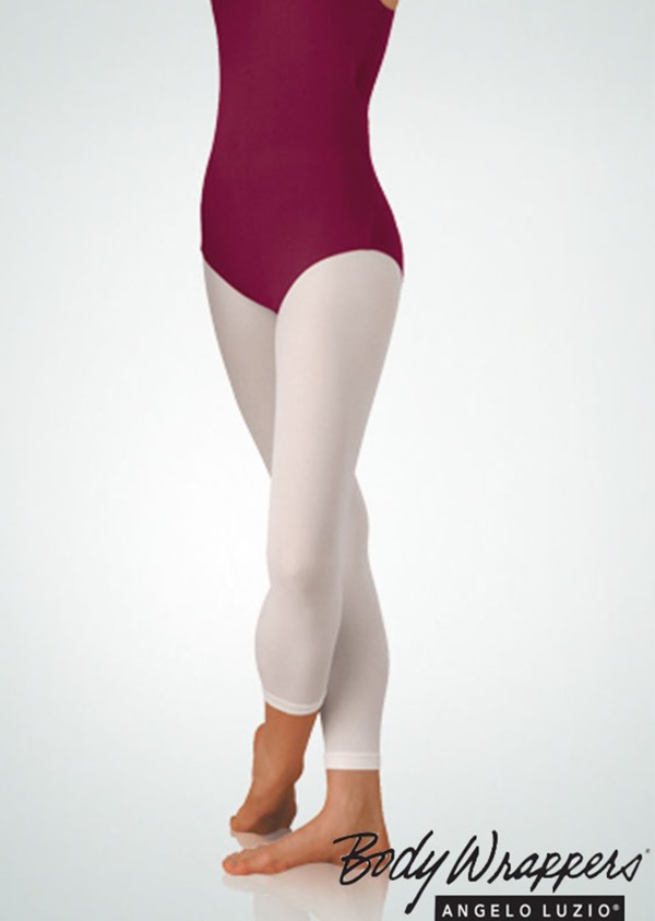 [Body Wrappers] A33 Total STRETCH Footless Tights - NISARAT